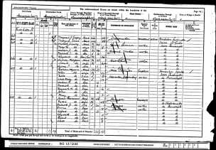 Richard Haysom 1901 Census