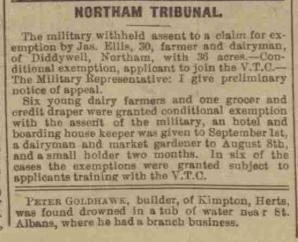 7 Northam Tribunal