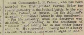 Palmer snippet